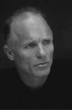 Ed Harris. Because he has all the Right Stuff.