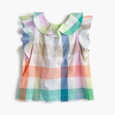 Girls' Dress Shirts & Blouses : Girls' Shirts | J.Crew