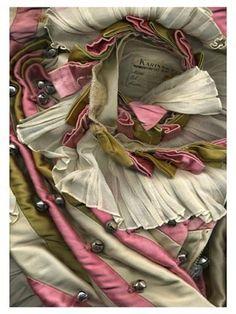 Vintage Costume, New York City Ballet.