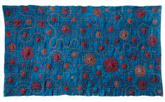 fleurs-de-corail ; une grande dame du patch français, Anne Woringer.
