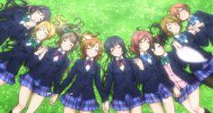Love Live! School idol project, Nozomi Tojo, Ayase Eli, Kousaka Honoka, Sonoda Umi, Minami Kotori, Nishikino Maki, Hoshizora Rin, Koizumi Hanayo, Yazawa Nico