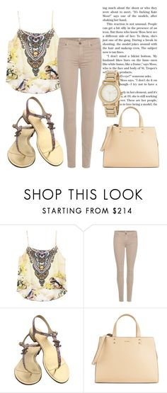 """"""""""" by jasmine077 ❤ liked on Polyvore featuring 7 For All Mankind, Chanel, Calvin Klein and DKNY"""