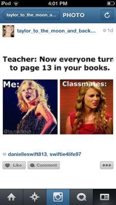 SO TRUE!!! (Even though I'm homeschooled XD)