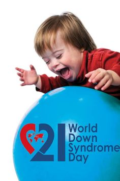 I support the World Down Syndrome Day