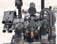 Army Robots. Paul Moseley