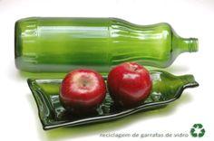 Reciclagem de garrafas de vidro www.garrafina.com.br Entrem em contato