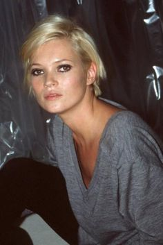 never seen this image before kate short hair