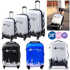 Kids Lightweight Suitcase Trolley Case Wheeled Travel Childrens ...