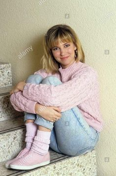 fashion for women 80s Fashion, Pink Fashion, Womens Fashion, 80s Jeans, Keds Champion, Debbie Gibson, Famous Photos, 80s Outfit, Fancy Costumes