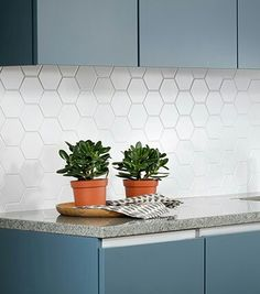 Kenno välitilalevy Planter Pots, Kitchen, Home Decor, Cooking, Decoration Home, Room Decor, Interior Design, Kitchens, Home Interiors