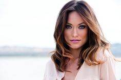Olivia Wilde for Avon Today Tomorrow Always Amour Campaign 2013