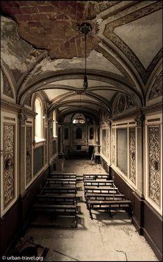 old Catholic school