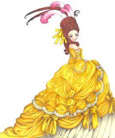 Belle by Cotovatre.deviantart.com on @deviantART