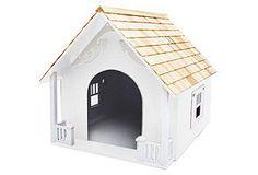 Home Sweet Home - Heart Dog House