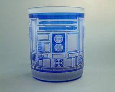 R2-D2 glass.