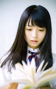 Nagahama Neru (長濱 ねる) #keyakizaka46