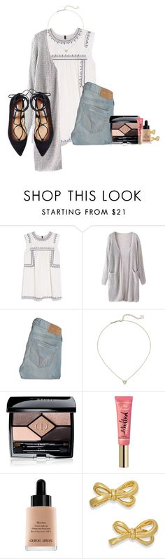 """ed sheeran & vance joy are seriously the best thing ever"" by ellababy13 ❤ liked on Polyvore featuring MANGO, Hollister Co., Kendra Scott, Christian Dior, Too Faced Cosmetics, Giorgio Armani, Kate Spade, Steve Madden, women's clothing and women"
