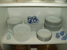 Organização de pratos
