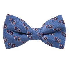 Tennessee Bow Tie Repeat Tie