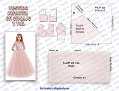 Tremendous Sewing Make Your Own Clothes Ideas. Prodigious Sewing Make Your Own Clothes Ideas. Kids Dress Patterns, Baby Clothes Patterns, Sewing Patterns For Kids, Clothing Patterns, Sundress Pattern, Gown Pattern, Girls Pageant Dresses, Little Girl Dresses, Party Dresses