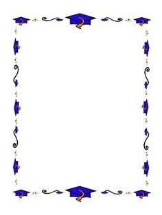 felicitations graduation clip art clip art and free rh pinterest com  graduation hat border clip art