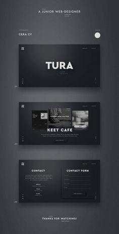 UI design on Behance - - Entwurf Tura. UI design on Behance Best Picture For Web Design for beginners For Your Taste You are looking for something, and it Web And App Design, Design Websites, Ui Ux Design, Site Web Design, Minimal Web Design, Logo Design, Web Design Trends, Modern Web Design, Flat Design