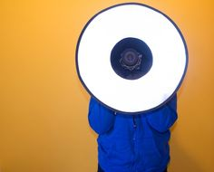 Review: Roundflash offers an affordable and portable ring light http://www.gizmag.com/roundflash-ring-light-review/35362/