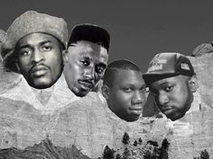 Mount HipHop? Nah. I'd have to change @ least 2 to start. Let the debate begin...