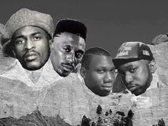 Mount HipHop? Nah. I'd have to change @ least 2 to start. Let the debate begin...