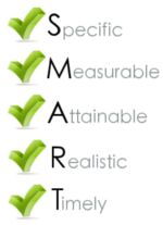SMART Goals for 2013 #organize #GoalSetting