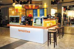Prolific stylist Alan Vuong, who owns Salon Blanc on Ala Moana Boulevard., now has a new business venture: Lemontea, a Pearlridge Center-based kiosk that serves flavored teas and lemonades.