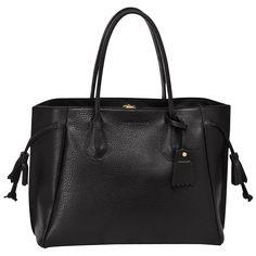 Tote bag - Pénélope - Handbags - Longchamp - Midnight blue - Longchamp United-States
