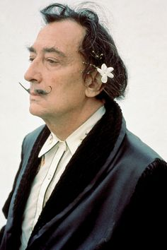 "vintagegal:  Happy Birthday Salvador Dali  (May 11, 1904 – January 23, 1989)""I don't do drugs. I am a drug."" (x)"