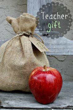 Teacher Apprecation Week gift ideas