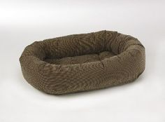 Bowsers Donut Dog Bed Microvelvet Houndstooth XLarge 50 -- Be sure to check out this awesome product.