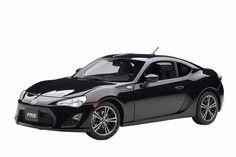 F/S AUTOart TOYOTA SCION FR-S NORTH AMERICAN SPECIFICATION BLACK 1/18 Model Car #AUTOart #TOYOTA