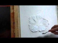 Mohnblüte malen lernen Poppies acrylic painting demo part 1 Acrylic Painting Techniques, Painting Tips, Art Techniques, Painting Abstract, Painting Flowers, Texture Painting Techniques, Acrylic Flowers, Pallet Painting, Painting Lessons