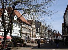 Hameln Old Town Hameln, Lower Saxony, Germany