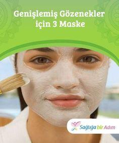 Genişlemiş Gözenekler için 3 Maske Bu maskeleri sıcak bir duştan hemen sonra uygulamalısınız. Buhar gözeneklerin açılmasına yardım ettiği için maskeler daha etkili olacaktır.