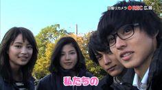 "[Self shooting, 09/02/16] https://www.youtube.com/watch?v=6gV9oaTdIGU Kento Yamazaki x Suzu Hirose x Taishi Nakagawa x Anna Ishii, from J LA movie ""Your lie in April"". Release: Sep/10/2016"