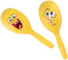 SpongeBob SquarePants: Maracas. £10.00