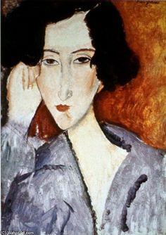 Amedeo Modigliani http://ES.WahooArt.com/A55A04/w.nsf/Opra/BRUE-8EWCDM