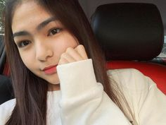 Image may contain: one or more people, closeup and indoor Filipina Girls, Ideal Girl, Cute Girl Photo, Girl Photos, Aesthetic Wallpapers, Cute Girls, Happiness, Indoor, Bts