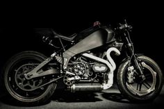 Buell Cafe Racer MK24 by MotoKouture - Photo by davidmarvier-photography #motorcycles #caferacer #motos | caferacerpasion.com