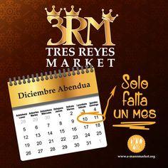 Se acerca una fecha marcada en el calendario de los a-manistas. El Tres Reyes Market especial Navidad que tendrá lugar el 10 y 11 de diciembre en el Hotel Tres Reyes de Pamplona-Iruña