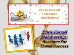 In this post we're visiting have a look at some of the web traffic strategies that Chris will certainly teach you. My Chris Farrell Membership Review will focus on some of the essential components that the membership needs to deliver to help you make a more enlightened decision on whether or not the Chris Farrell Membership site is right for you. So why has the Chris Farrell Membership been granted the no.