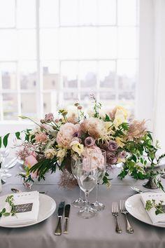 Modern Loft Wedding in New York City Snippet & Ink