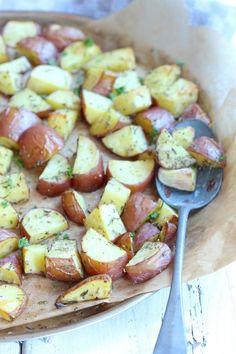 Kerstrecept: citroenaardappeltjes uit de oven