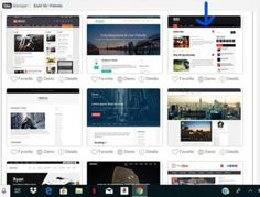 Instructions on how to make a free website in SiteRubix as well as placing a header image, making a menu and an About Me Page. About Me Page, Header Image, Building A Website, Online Entrepreneur, Free Training, Free Website, Affiliate Marketing, Tips, Counseling