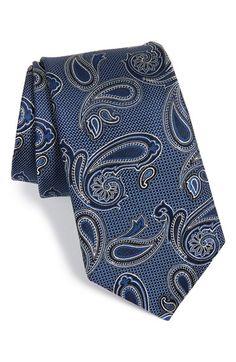 Men's Nordstrom Woven Silk Tie